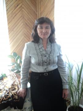 Портрет - Савия Исмагиловна Хайдарова