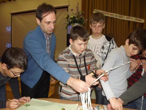 Сотрудничество - Средняя общеобразовательная школа 570