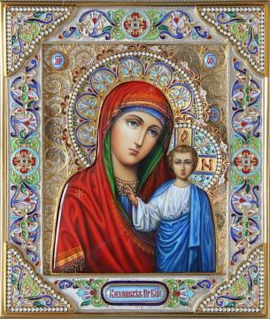 В... 4 ноября - празднование Казанской иконе Божией Матери (в память избавления Москвы и России от иноземных...