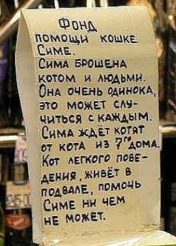 Фонд помощи Симе - Надежда Владимировна Черенева