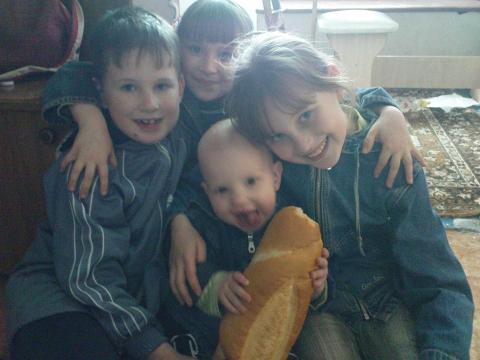 Бедные наши `голодные` дети... - Эльвира Анатольевна Алтунина