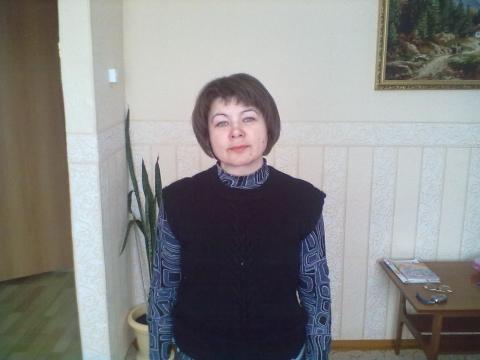 Портрет -  Лариса   Анатольевна Васильева