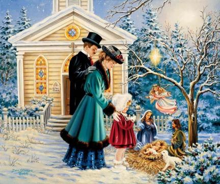 Рождество - Лидия Андреевна Лазарева