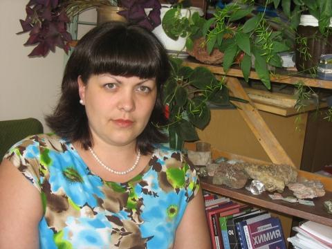 Портрет - Юлия Валерьевна Паршакова