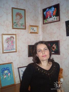 Портрет - Людмила Константиновна Синева