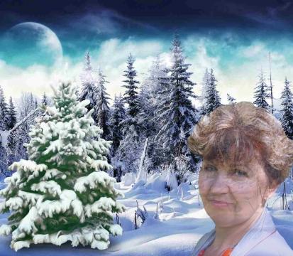 Ольга Ивановна Оленюк 1