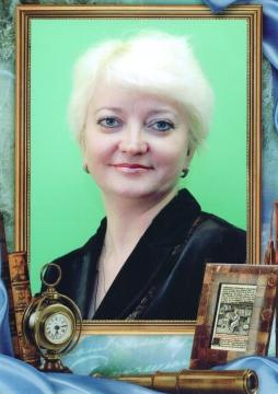 Портрет - Галина Геннадьевна Синецкая