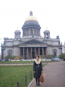 Исаакиевский собор - Марина Михайловна Сотниченко