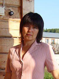 Портрет - Татьяна Ивановна Туктарова