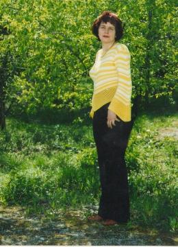 Весной в школьном парке. - Марина Юрьевна Горбачева