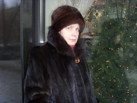 Первый день нового 2012 года. - Марина Юрьевна Горбачева
