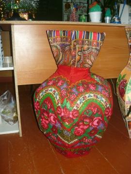 Ваза - Ирина Ивановна Курганская
