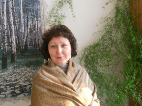 В кабинете перед новым годом - Наталья Степановна Полухина