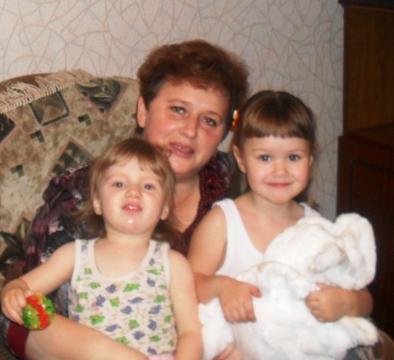 Младшие внучки - Тамара Николаевна Панфёрова