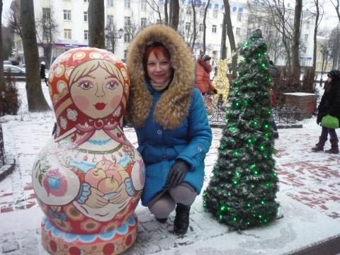 Две матрёшки - Елена Валентиновна Клюшина