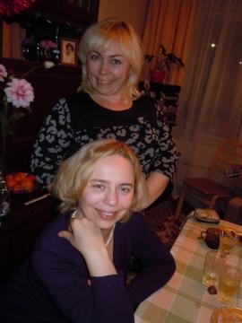 И снова 5 января...и снова на тех же местах , что и прежде... - Надежда Владимировна Черенева