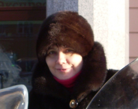 Зимний портрет - Марина Юрьевна Горбачева