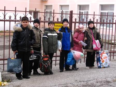 Мы приехали в детский дом - Елена Васильевна Селезнева