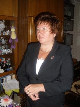 Портрет - Елена Анатольевна Никонова