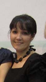 Портрет - Ирина Васильевна Упорникова