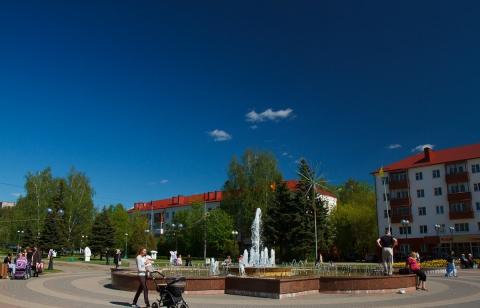 фонтан - Инна Юрьевна Румянцева