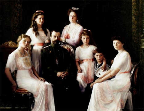 Семья императора  - Людмила Григорьевна Шатунова