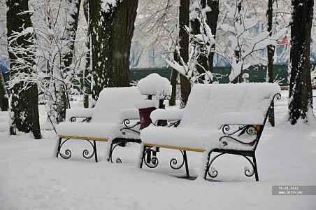Зима - Татьяна Алексеевна Черненко