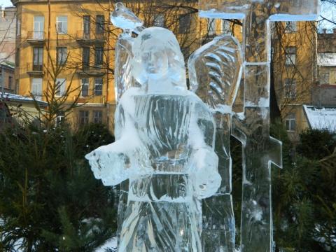 Ледяной ангел