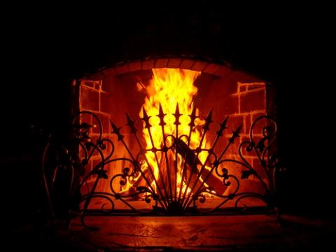 Огонь в камине - Светлана Анатольевна Миняева