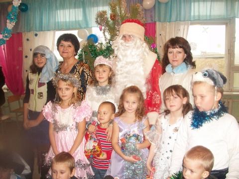 Новый год - Панна Ивановна Бирюкова