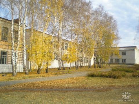 Моя школа осенью - Алексей Александрович Коновалов