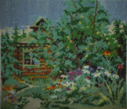 Сельский домик - Лидия Николаевна Никулина