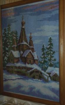 Церковь - Лидия Николаевна Никулина
