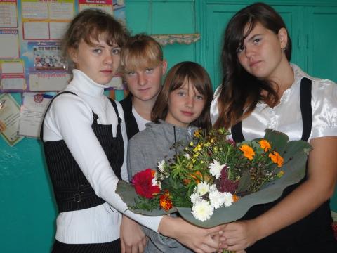 Праздничный букет - Галина Григорьевна Новосельцева
