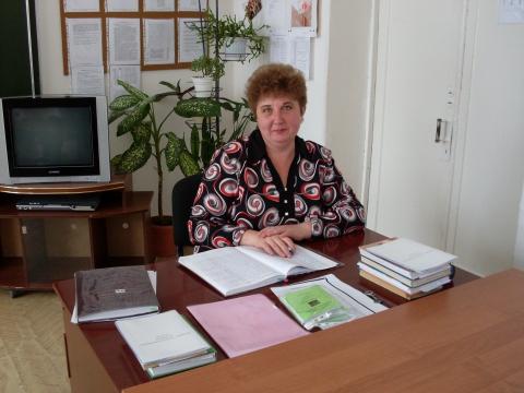 Портрет - Лариса Геннадьевна Аноприенко