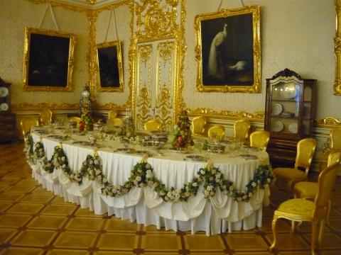 Белая парадная столовая - Александра Николаевна Литвинова