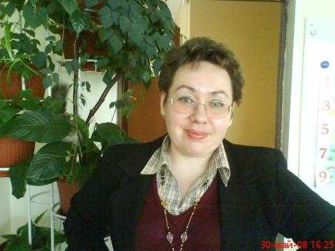 Портрет - Оксана Анатольевна Яркаева