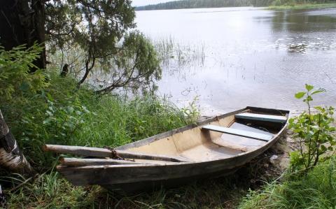 На озере - Ольга Викторовна Чопорова