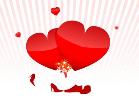 с Днем Святого Валентина.