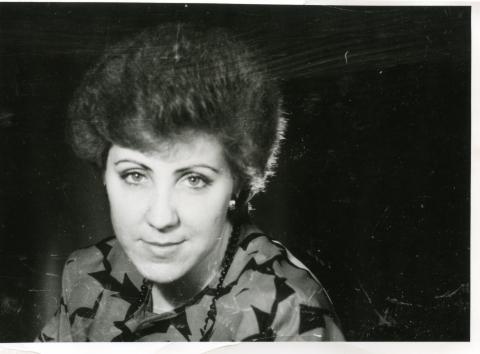 Портрет - Людмила Анатольевна Абраменко