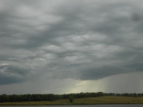 Идет дождь - Донской край