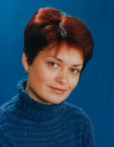 Портрет - Людмила Альбиновна Казанцева