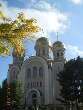 Свято-Никольский собор в Кисловодске - Любовь Валентиновна Колганова
