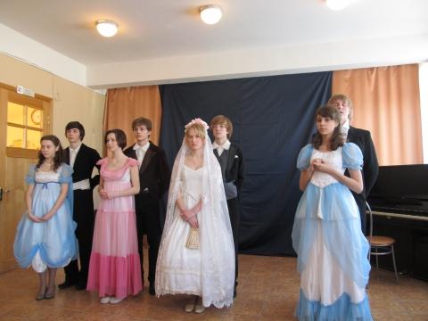 Спектакль-4 - Средняя школа № 23 с углублённым изучением финского языка