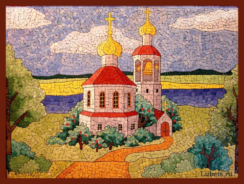 церквушка - Елена Валентиновна Клюшина
