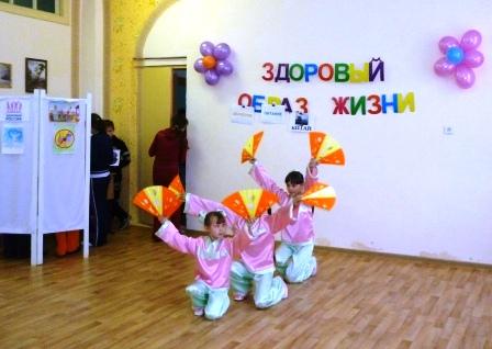 Мероприятие ЗОЖ 2011 - Людмила Николаевна Скворцова