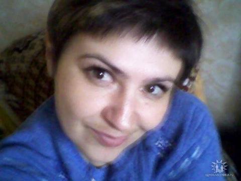 Портрет - Ольга Владимировна Неценстрик