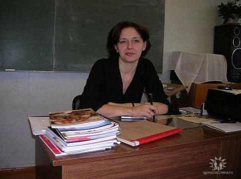 Портрет - Татьяна Юрьевна Гайнутдинова