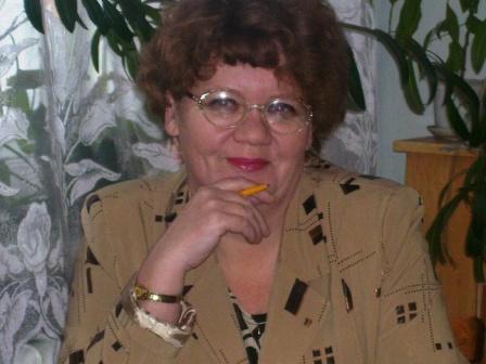 Портрет - Наталья Николаевна Алексуткина