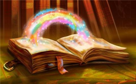 книга радуга